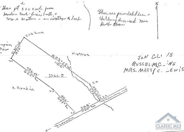 1963 Elberton Road, Carlton, GA 30627