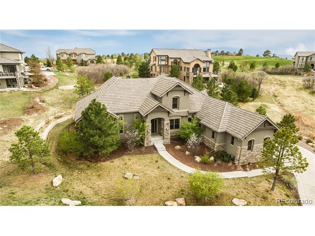 6188 Massive Peak Circle, Castle Rock, CO 80108