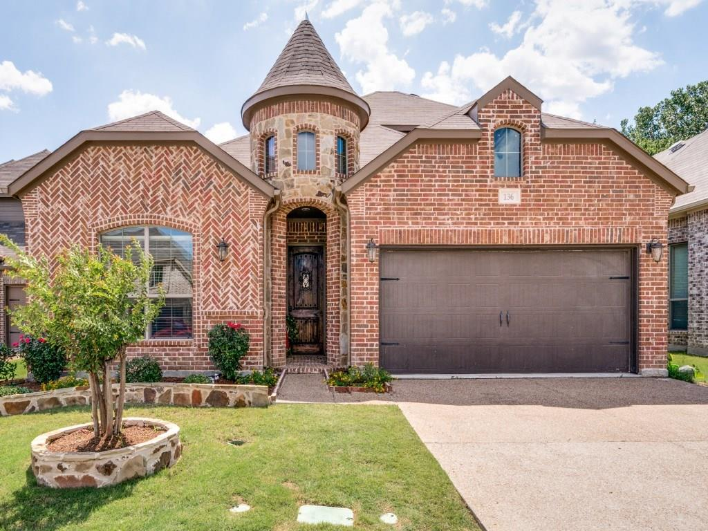 136 Andrea Court, Lewisville, TX 75067
