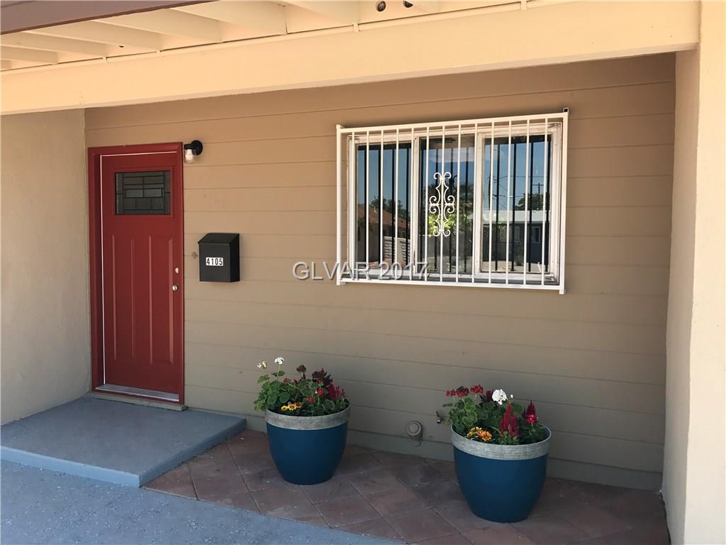 4105 EL PARQUE Avenue, Las Vegas, NV 89102