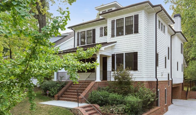 1366 NE Morningside Drive, Atlanta, GA 30306