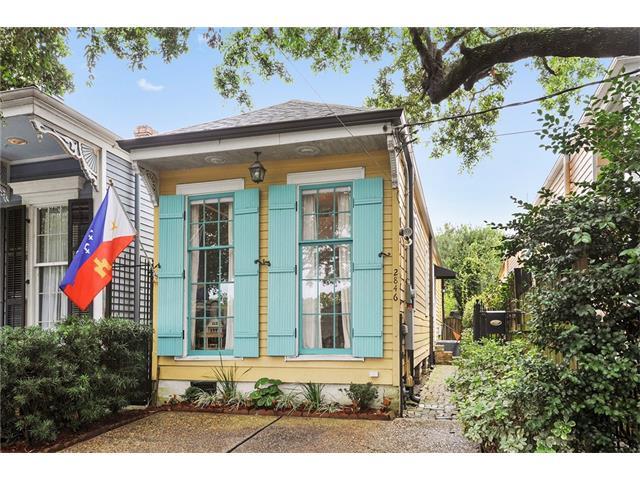 2846 COLISEUM Street, New Orleans, LA 70115