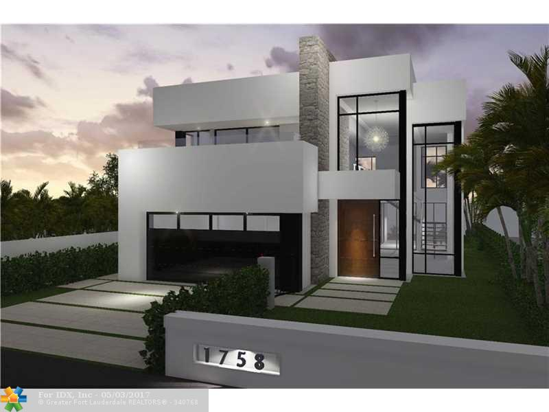 1758 NE 8th Street, Fort Lauderdale, FL 33304