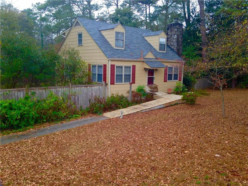 178 NW JOHNSON FERRY Road, Sandy Springs, GA 30328