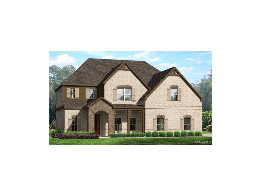 1324 Witherspoon Drive, Prattville, AL 36066