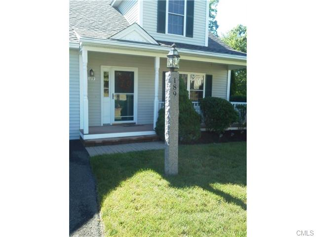 189 Eastwood Drive 7-S, Seymour, CT 06483