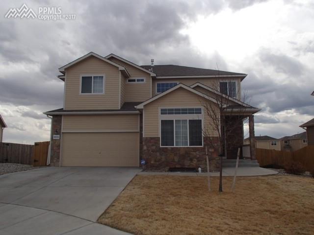 10884 Deer Meadow Circle, Colorado Springs, CO 80817