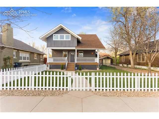 326 E San Miguel Street, Colorado Springs, CO 80903