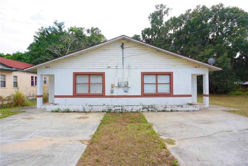 206 FRED CONNER STREET, AVON PARK, FL 33825