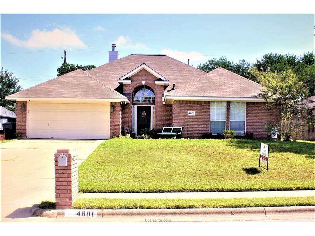 4601 Warwick Lane, Bryan, TX 77802