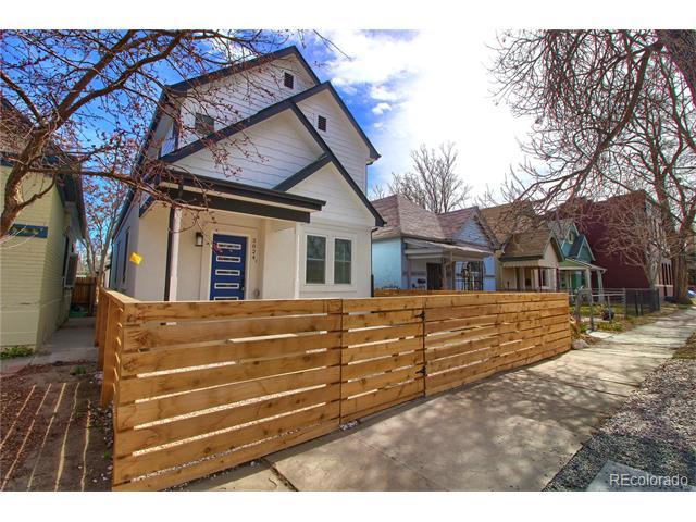 3024 N Marion Street, Denver, CO 80205
