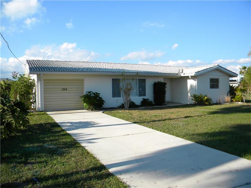 1708 BOCA RATON COURT, PUNTA GORDA, FL 33950