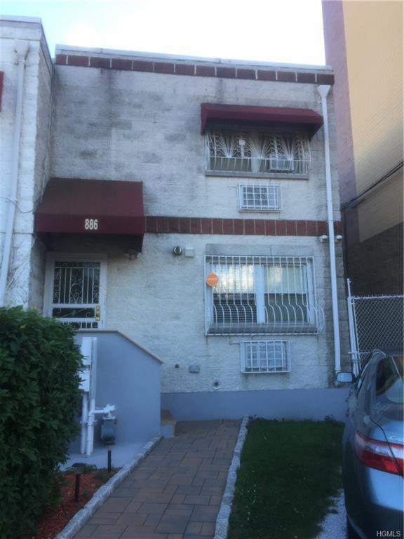 886 Freeman Street, Bronx, NY 10459