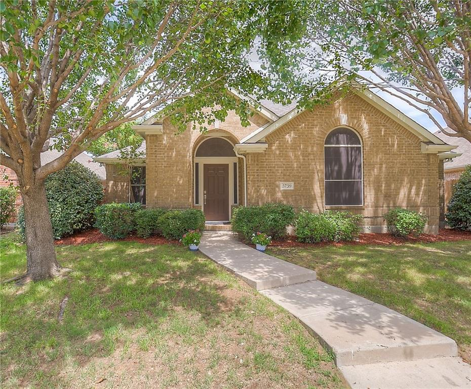 5739 Green Hollow Lane, The Colony, TX 75056
