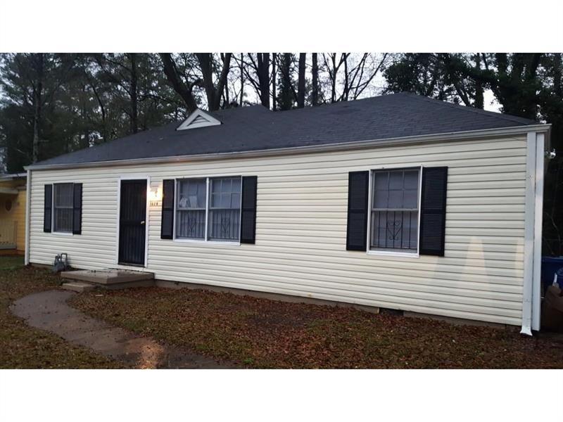 1579 SW Avon Avenue, Atlanta, GA 30311
