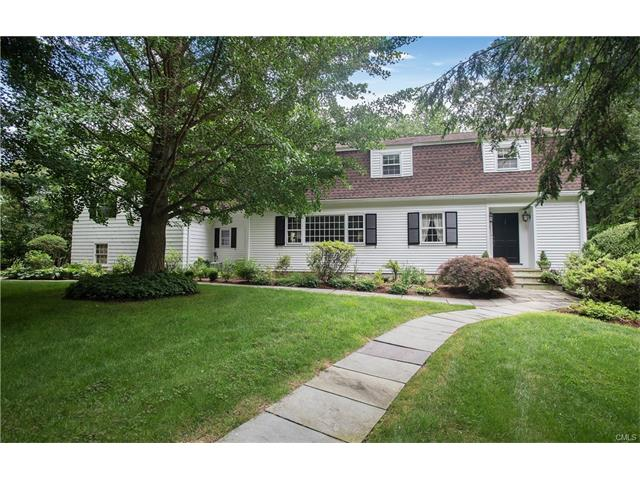 358 Turtle Back Road, New Canaan, CT 06840