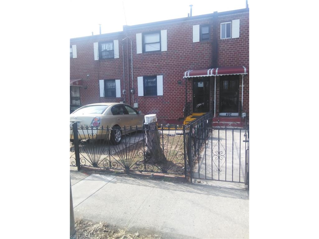 494 Junius Street, Brooklyn, NY 11212