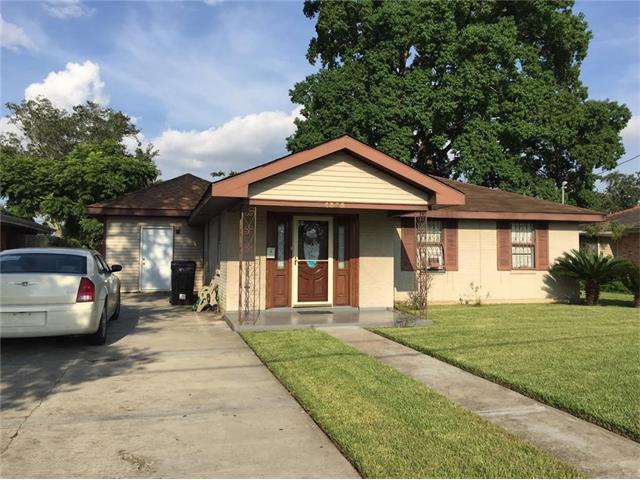 4345 KENNON Avenue, New Orleans, LA 70122