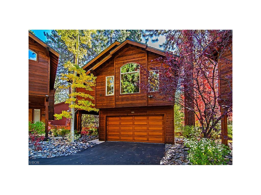 843 Tanager STREET, Incline Village, NV 89451