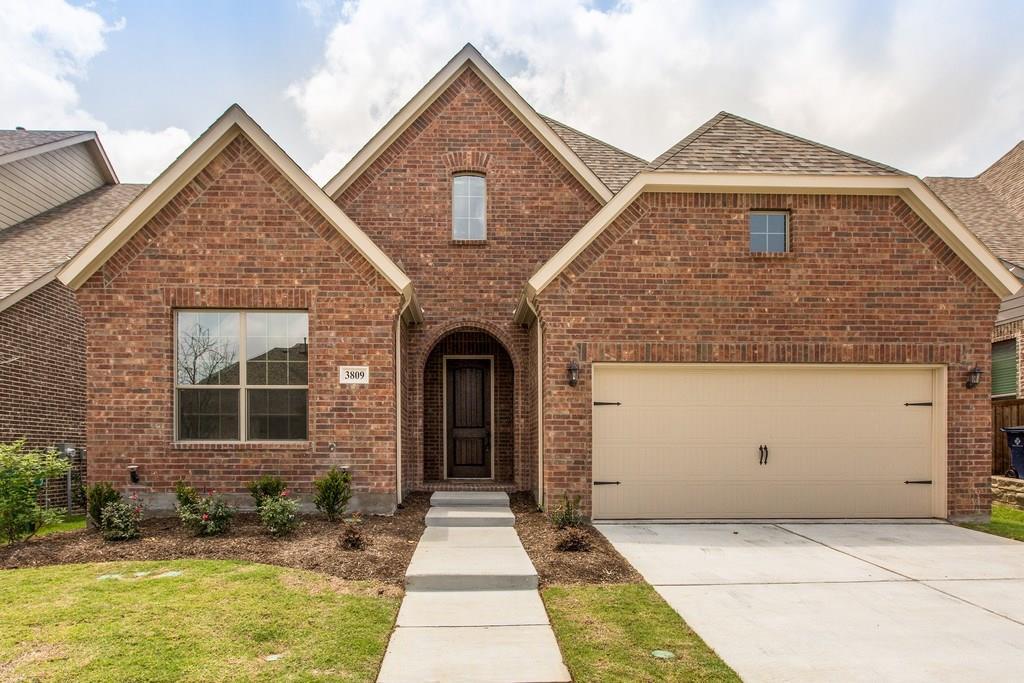 3809 Kings Hollow Lane, McKinney, TX 75070