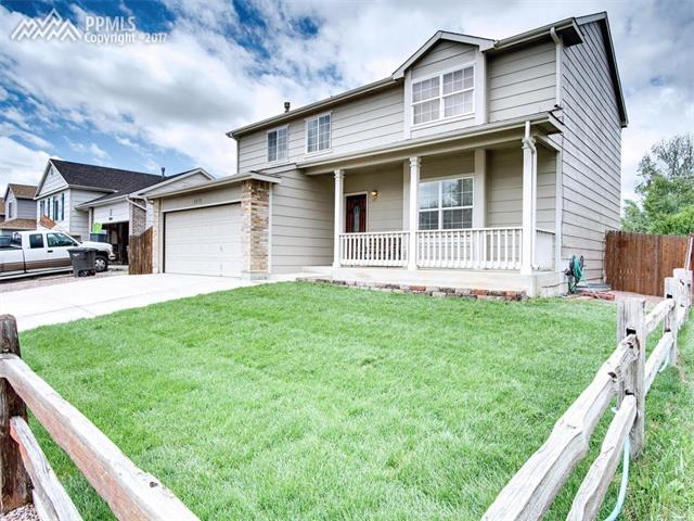 2040 Woodsong Way, Fountain, CO 80817