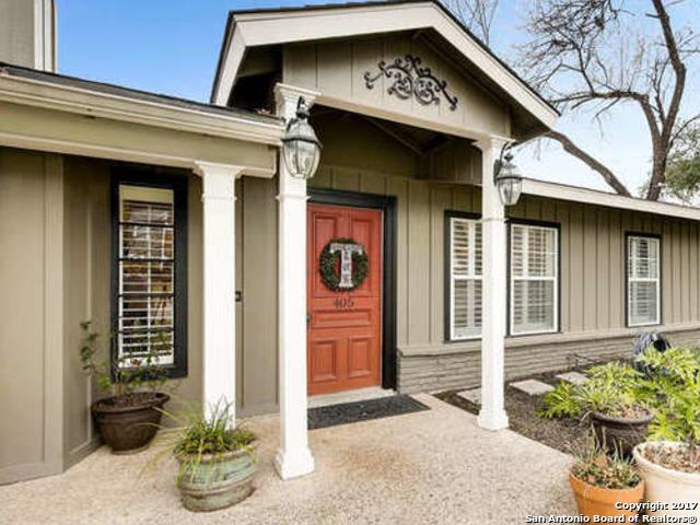 405 GARRATY RD, Terrell Hills, TX 78209