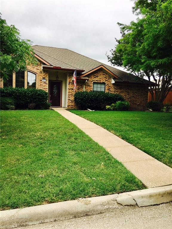101 Crestwood Drive, Rockwall, TX 75087