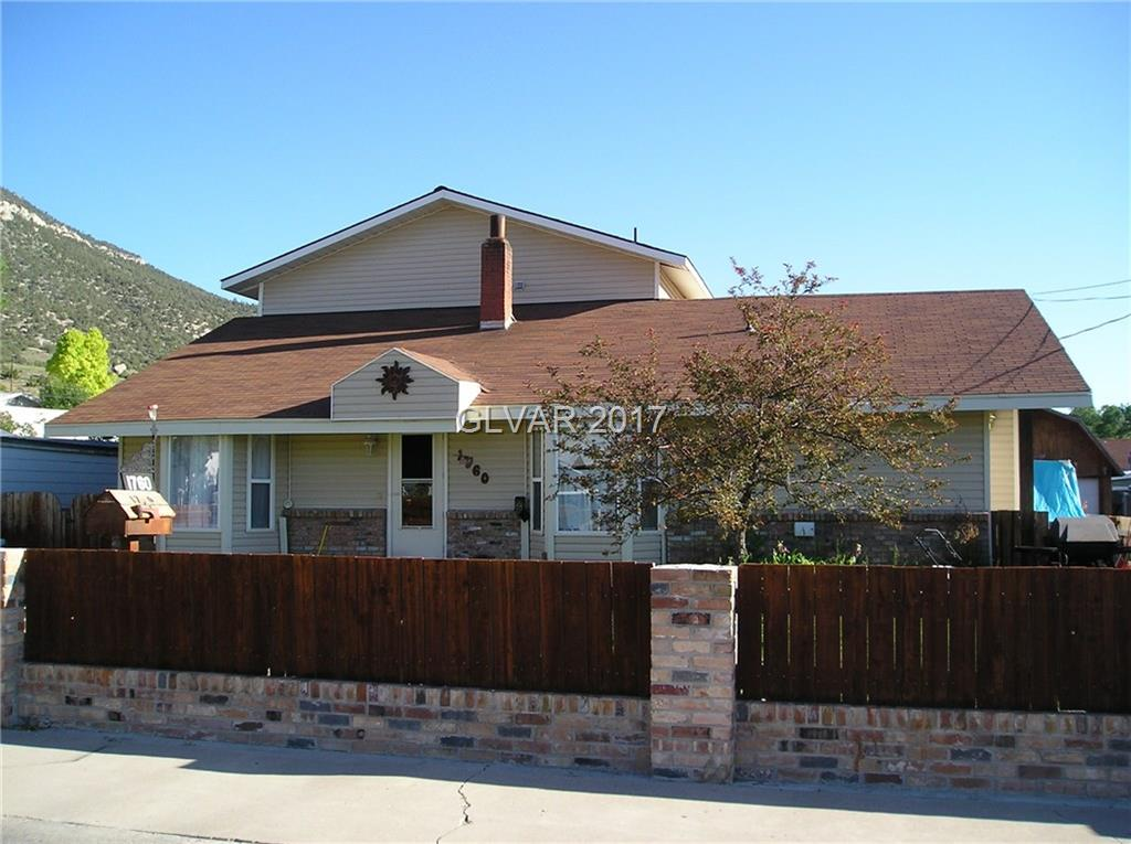 1760 North Street, Ely, NV 89301