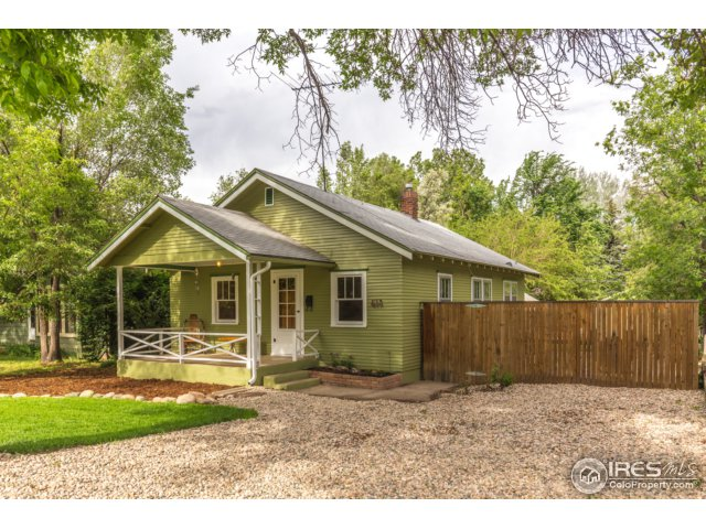 518 N Shields St, Fort Collins, CO 80521