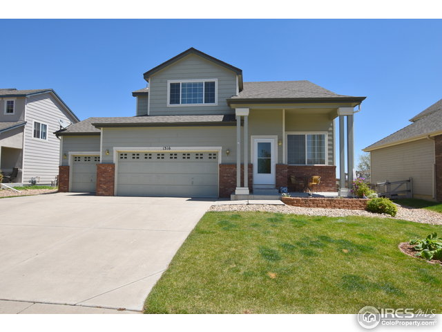 1316 101st Ave Ct, Greeley, CO 80634