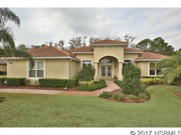 254 PORTOFINO BLVD, New Smyrna Beach, FL 32168