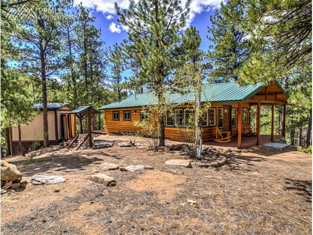 1356 N Crystal Road, Lake George, CO 80827