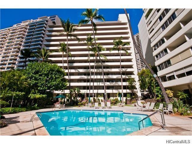 425 Ena Road B507, Honolulu, HI 96815