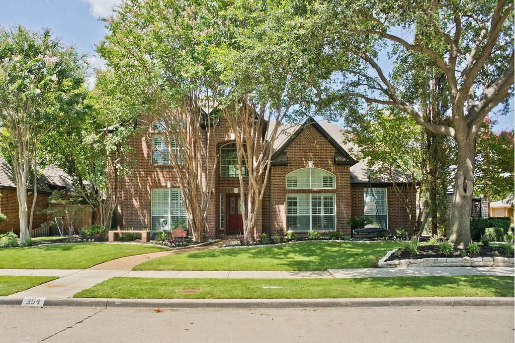 354 Walnut Grove Lane, Coppell, TX 75019