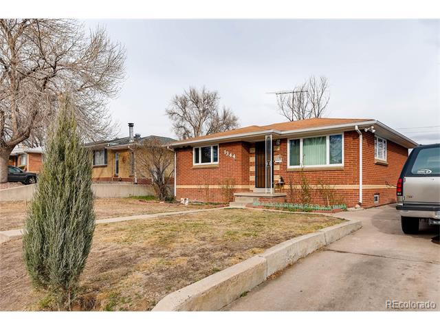1344 S Vallejo Street, Denver, CO 80223