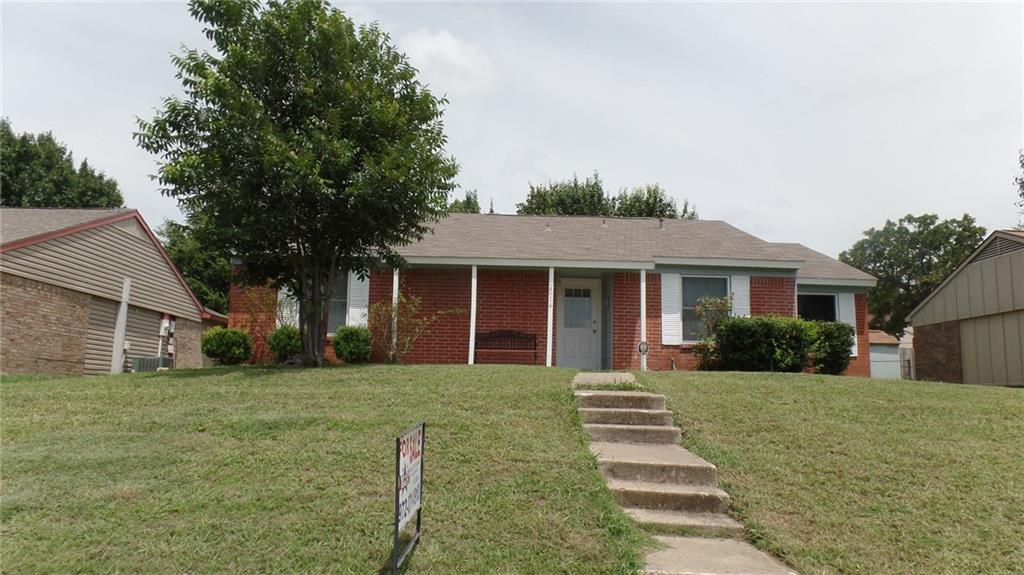 2014 High Bluff Drive, Garland, TX 75041