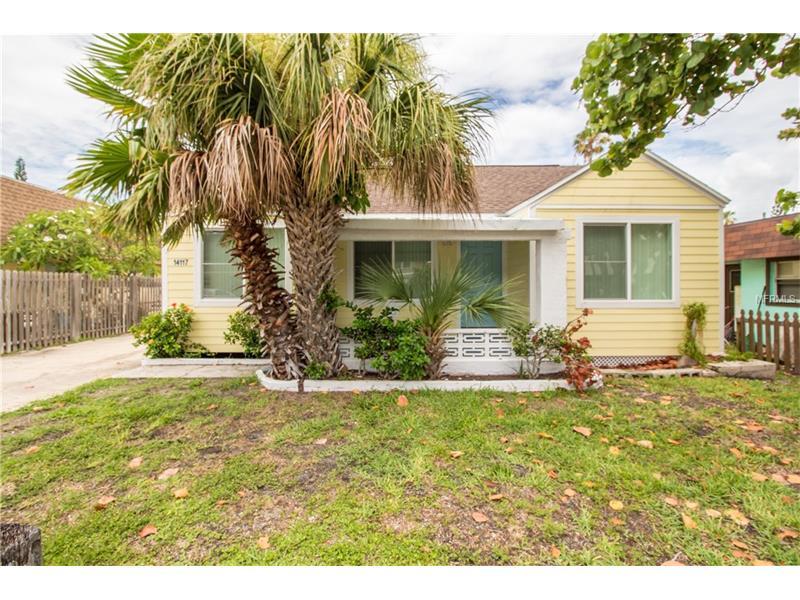 14117 PALM STREET, MADEIRA BEACH, FL 33708