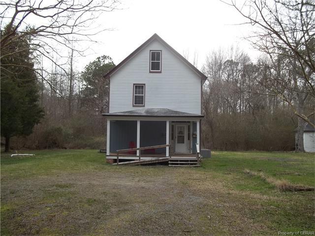 1319 N E Cricket Hill Road, Mathews, VA 23076