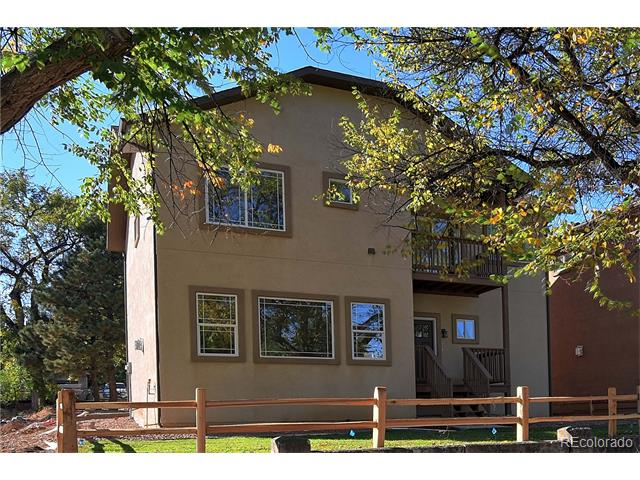 734 N Walnut Street, Colorado Springs, CO 80905