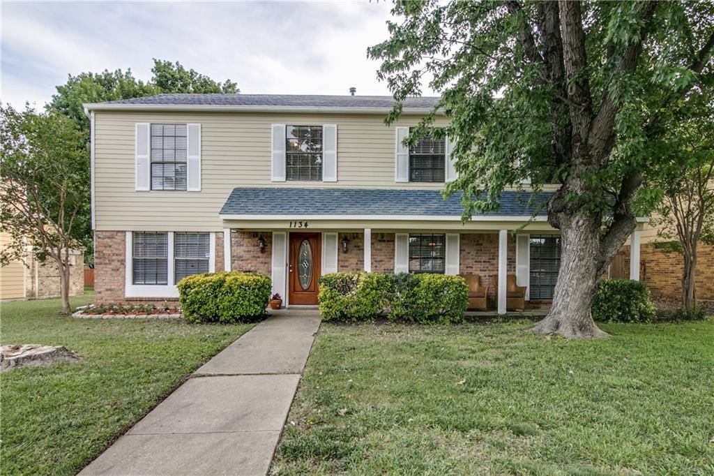 1134 Melissa Lane, Garland, TX 75040