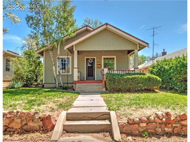521 Custer Avenue, Colorado Springs, CO 80903