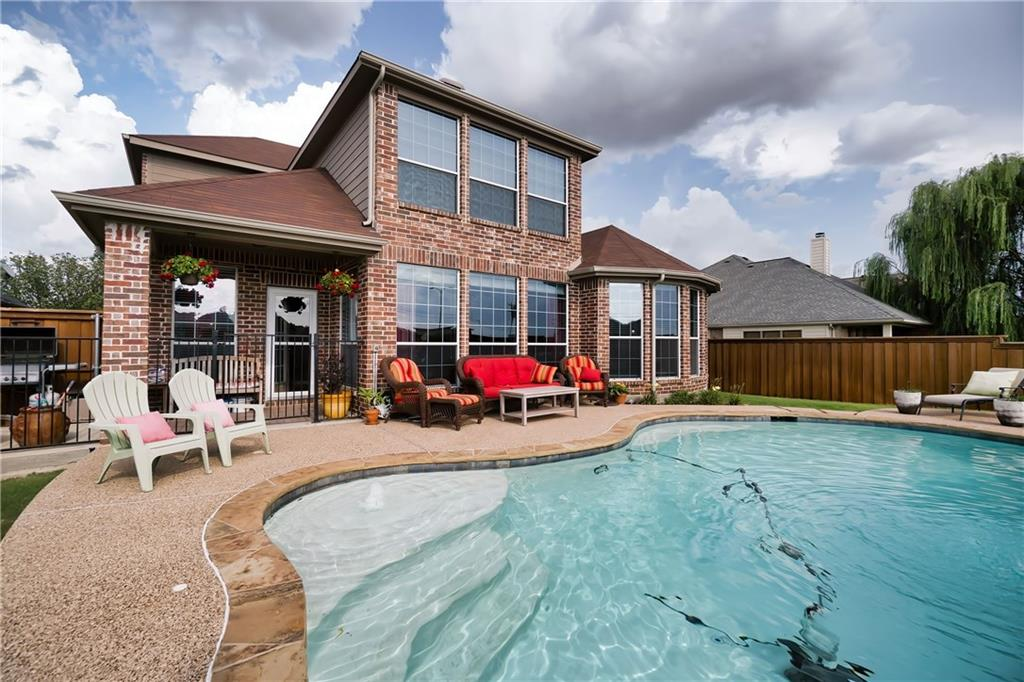 2356 Crestridge Drive, Little Elm, TX 75068