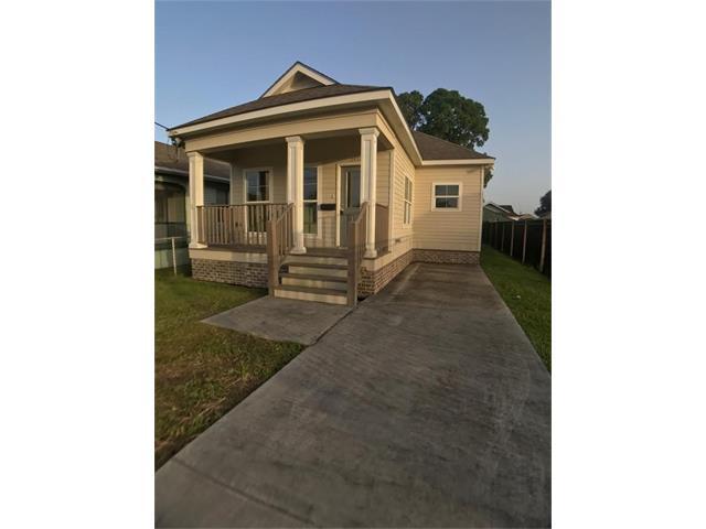 2452 VERBENA Street, New Orleans, LA 70112
