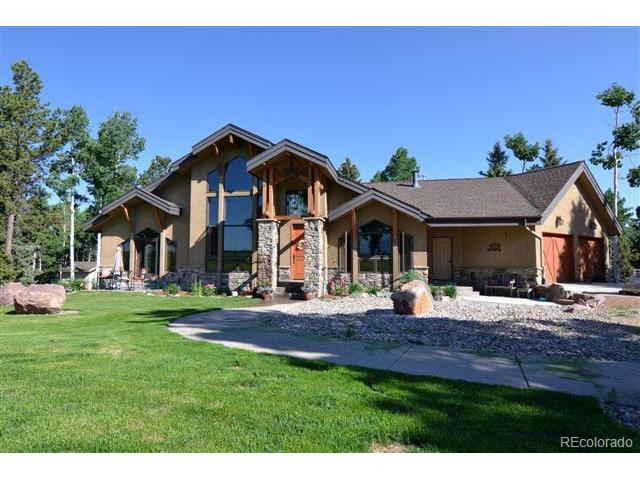 1681 County Road 5 Road, Divide, CO 80814