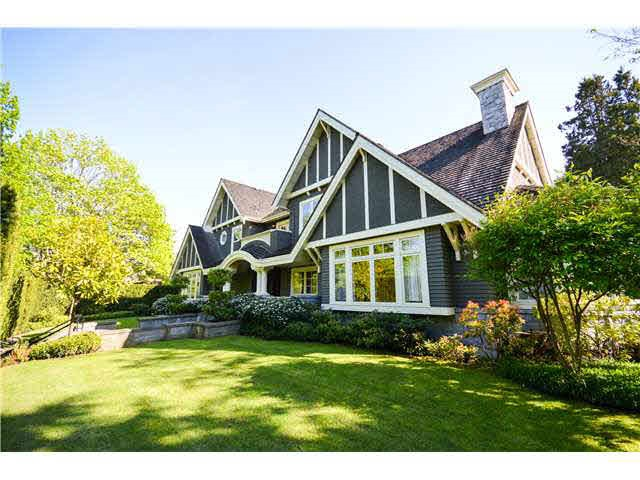 1316 CONNAUGHT DRIVE, Vancouver, BC V6H 2H3
