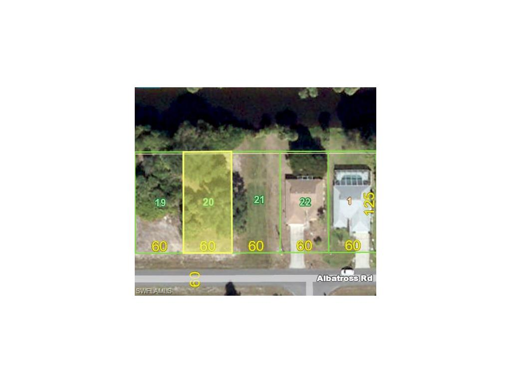 140 Albatross RD, ROTONDA WEST, FL 33947