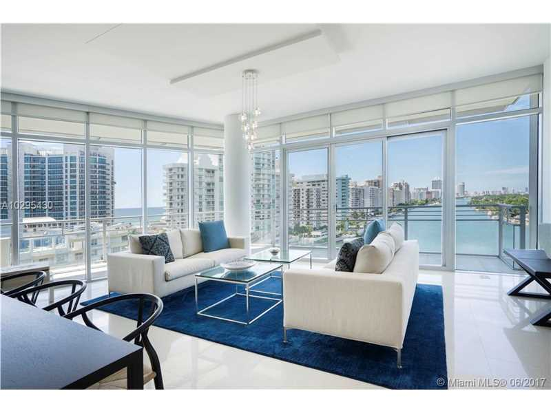Reduced $100,000! Chic 3BD/3.5BA Gorlin masterpiece. Best line in building, high flr w/amazing ocean, bay/city views. Dazzling sunrises & sunsets over the bay, ocean & Miami skyline. Completely renovated, Bizazza floors & open Bulthaup kitchen. 1st class amenities, 2 pools, huge spa/gym, 1 pet, any size, 2 parking. Like Fisher Island, Aqua is a totally private community where your kids & grandkids can roam the streets freely w/out a care in the world. 24hr guard gated security. Close to everything yet far
