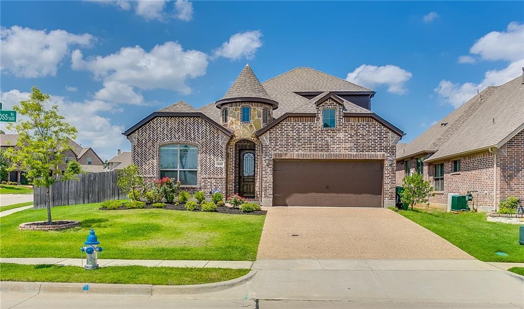 5644 Green Moss, McKinney, TX 75071