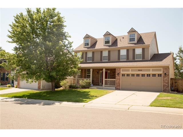 9846 Townsville Circle, Highlands Ranch, CO 80130