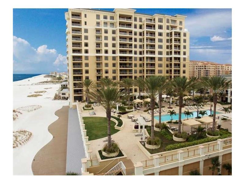 11 BAYMONT STREET 1005, CLEARWATER BEACH, FL 33767